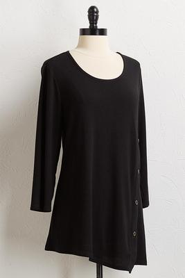 hacci side button tunic