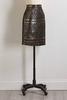 Gold Foil Jacquard Skirt