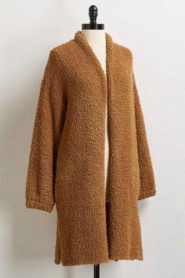 teddy bear cardigan
