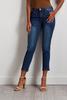 High- Rise Skinny Jeans