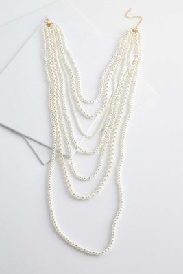 multi layered pearls