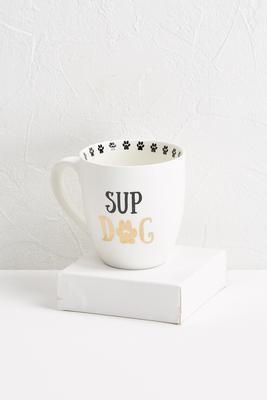 sup dog mug