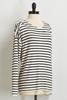 Brushed Stripe Tunic