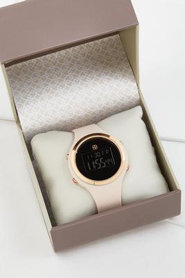 daisy fuentes silicone watch