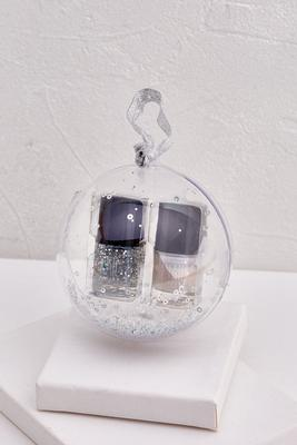 nail polish ornament gift set