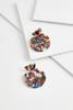 Multi Color Lucite Earrings