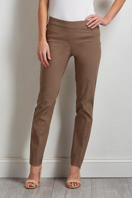 comfort luxe stretch pull-on pants
