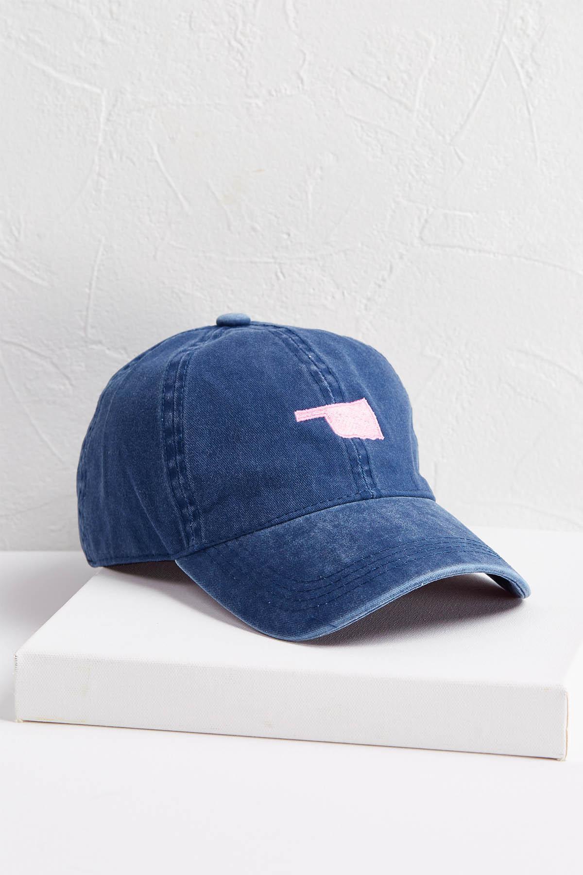 Oklahoma Baseball Hat