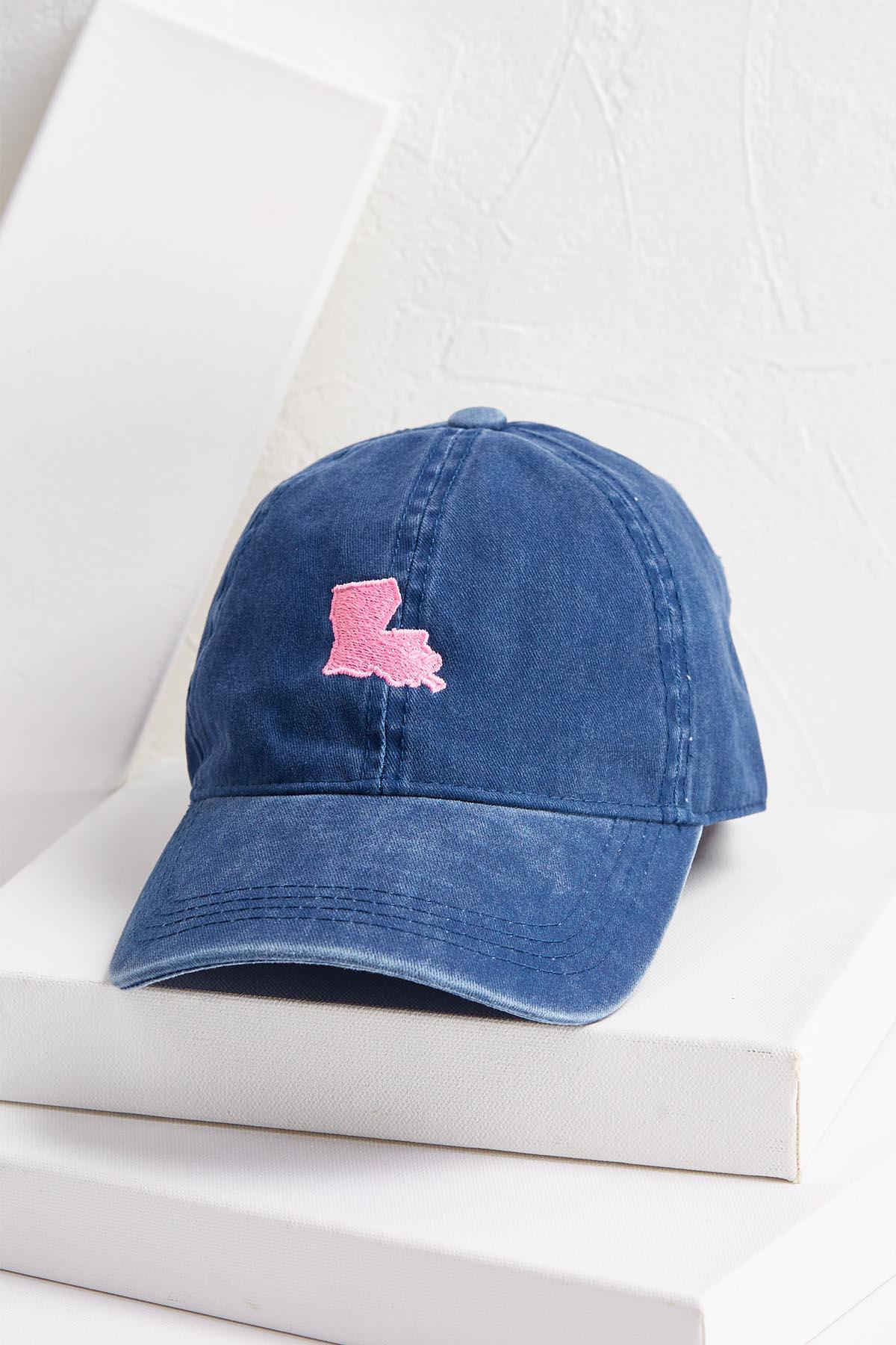 Louisiana Baseball Hat