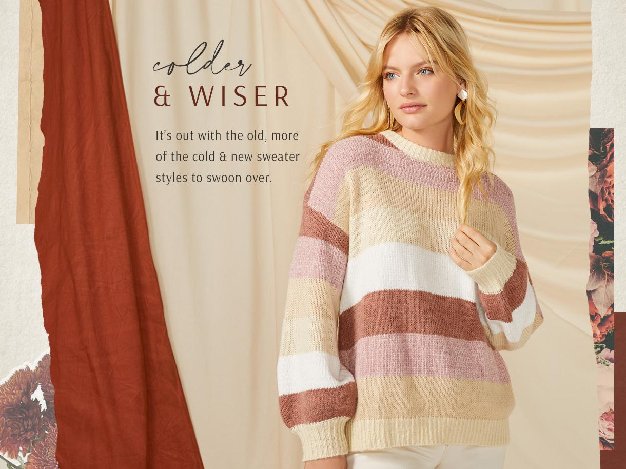Colder and Wiser collection