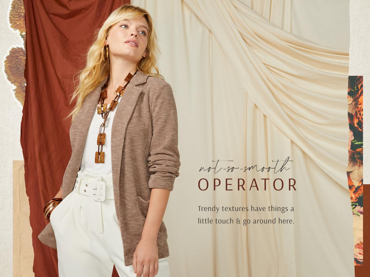 Not So Smooth Operator collection