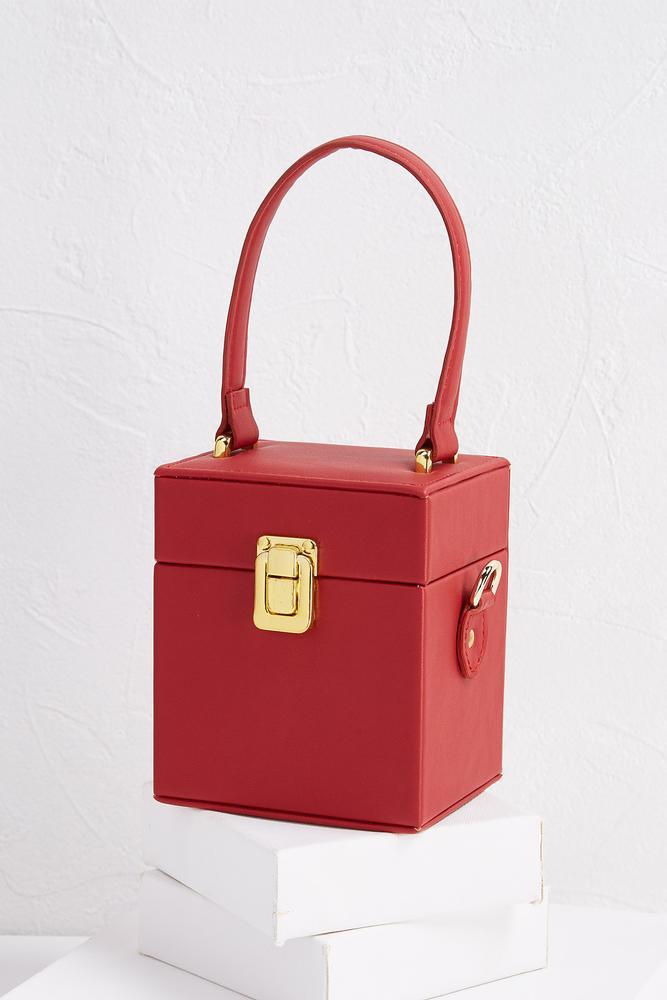 Beautiful Box Handbag