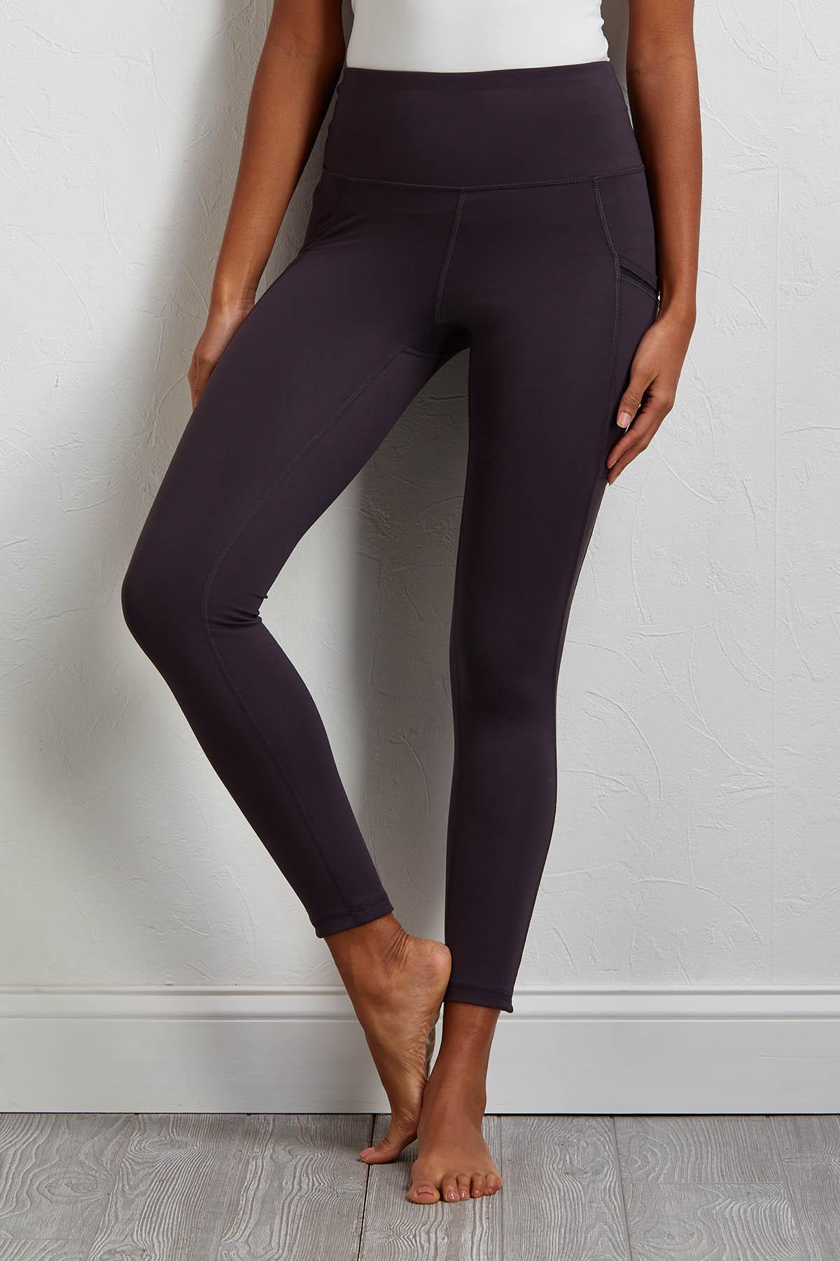 Charcoal Pocket Leggings