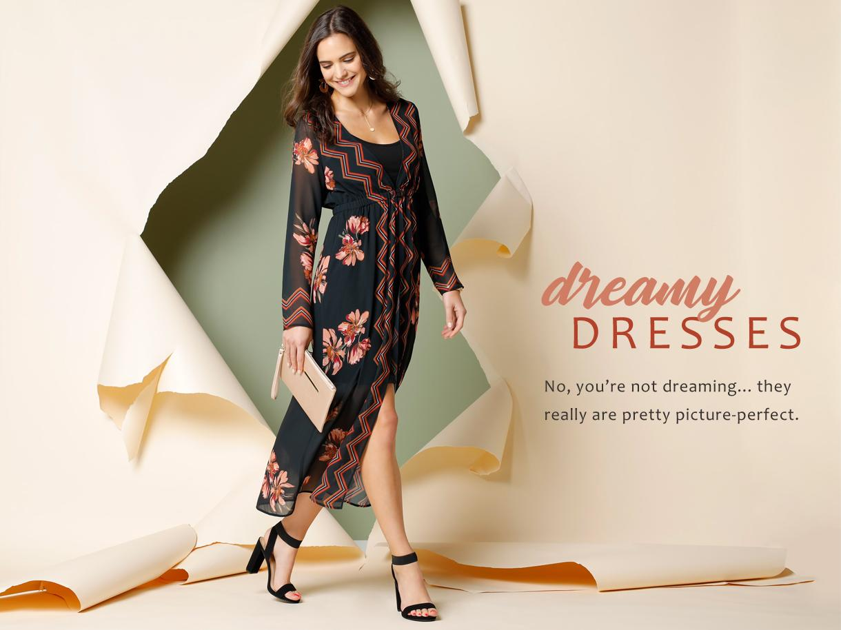 Dreamy Dresses collection