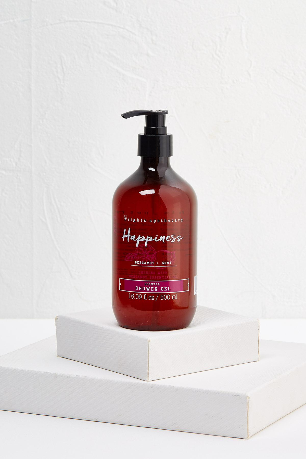 Happiness Aromatherapy Shower Gel