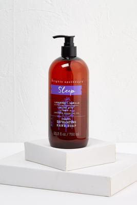 sleep exfoliating hand soap
