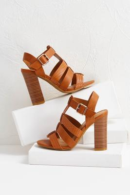 braided strap shooties