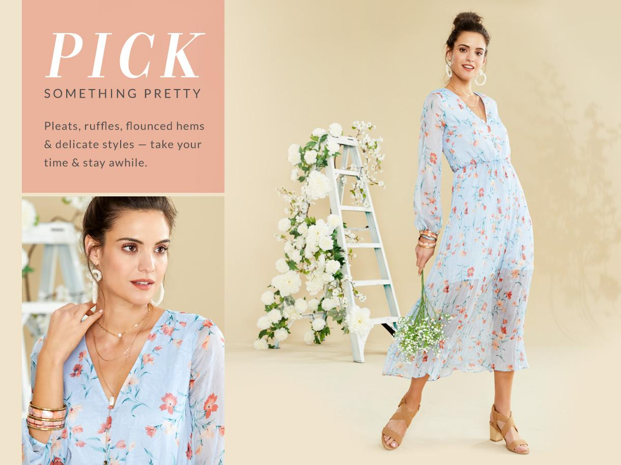 Pick Something Pretty collection