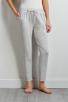 boyfriend french terry pants