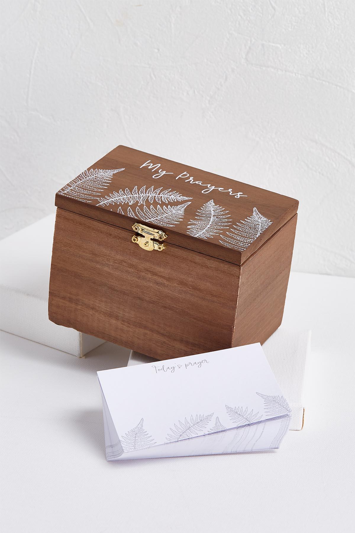 Philippians Prayer Box