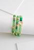 Crystal Stretch Bracelet Set