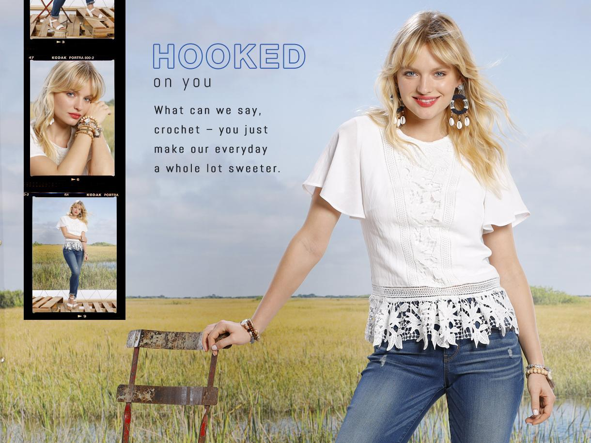 Hooked on You collection