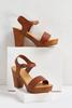 Chunky Wood Sandals