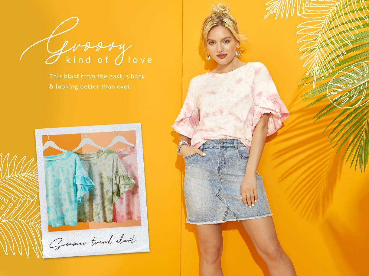 Groovy Kind of Love collection