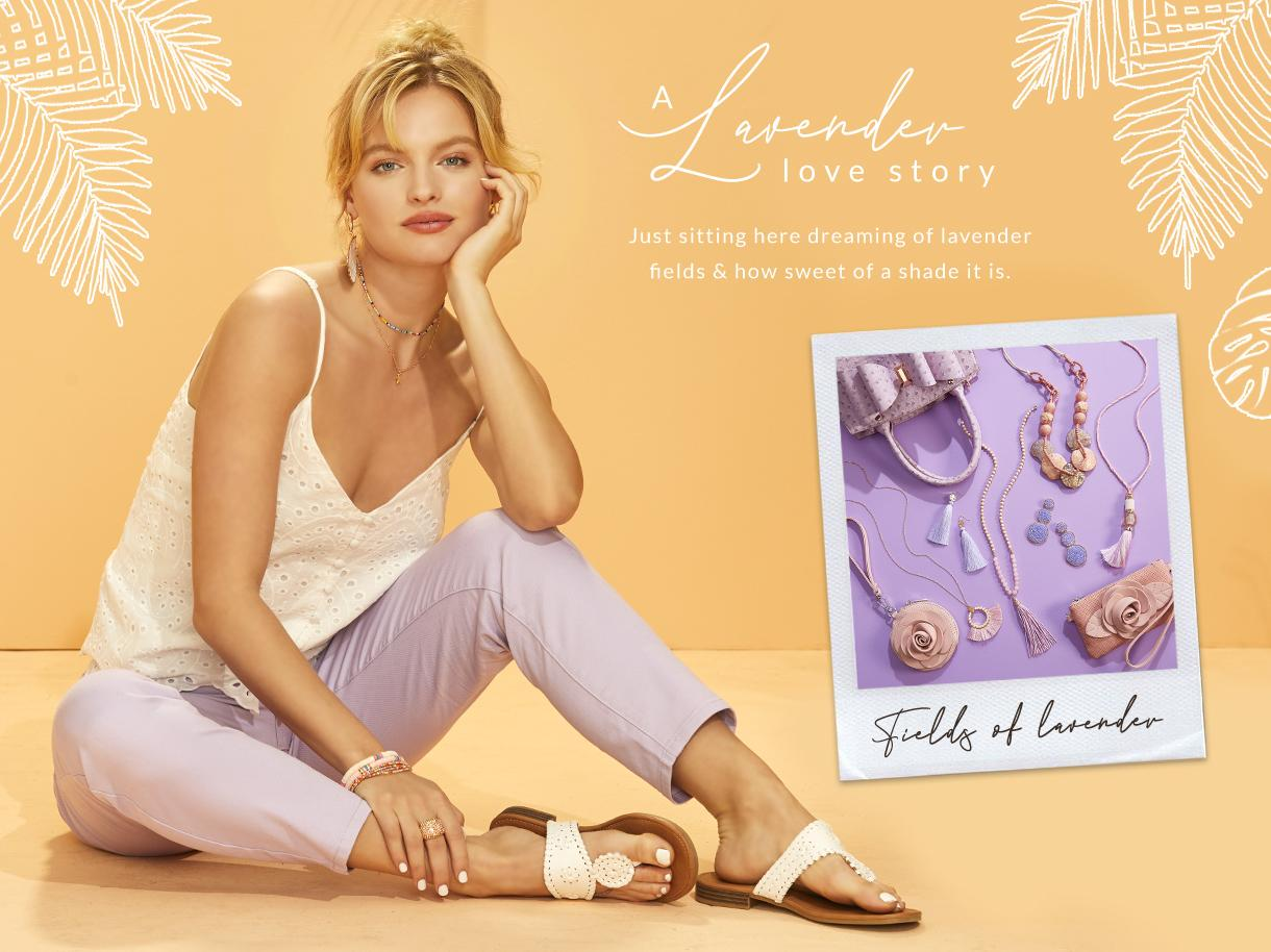 A Lavender Love Story collection