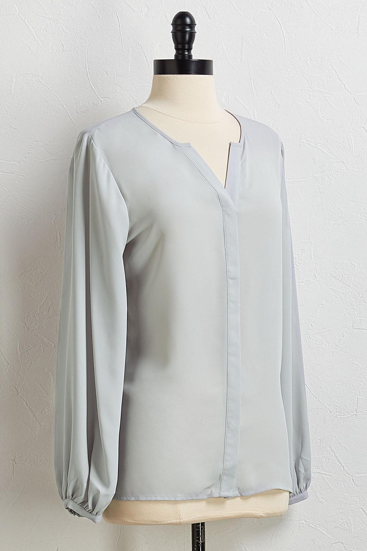 Delicate Button Down Shirt