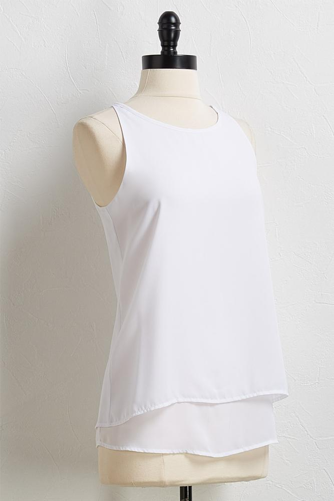 Solid Layered Tank