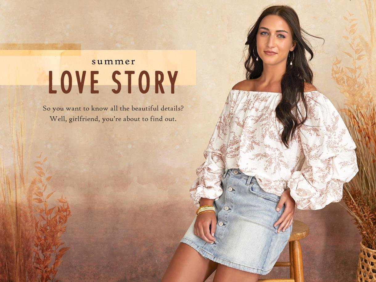 Summer Love Story collection