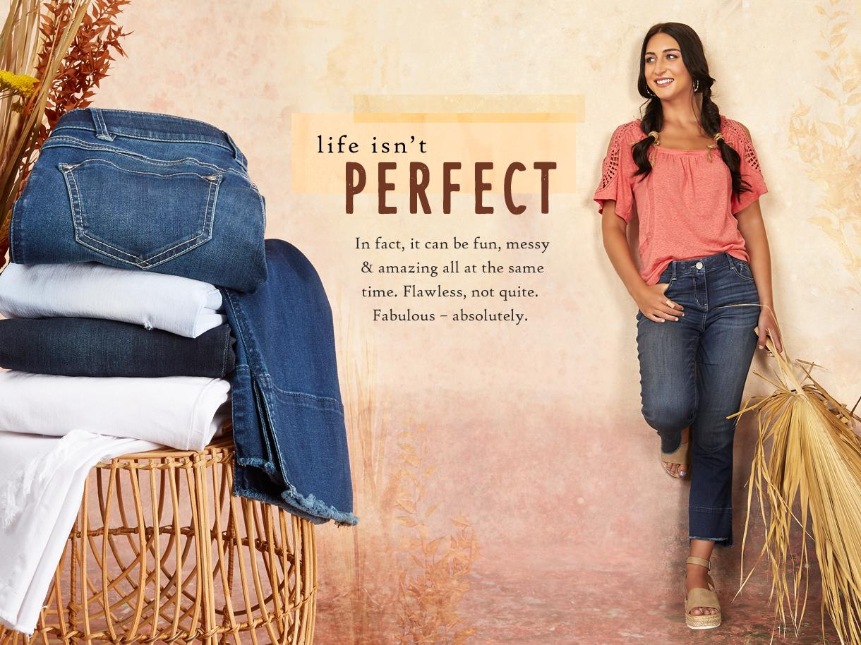 Life Isn't Perfect collection