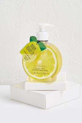 lemon twist hand soap