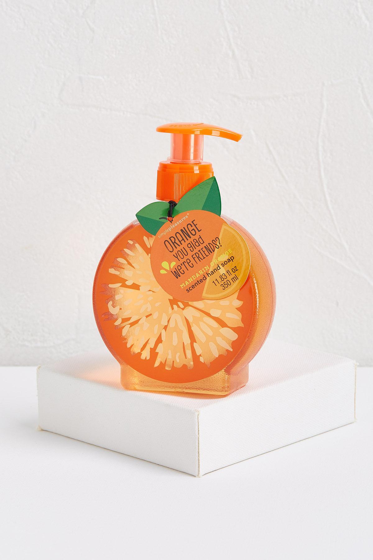 Mandarin Orange Soap