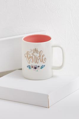 the bride ceramic mug