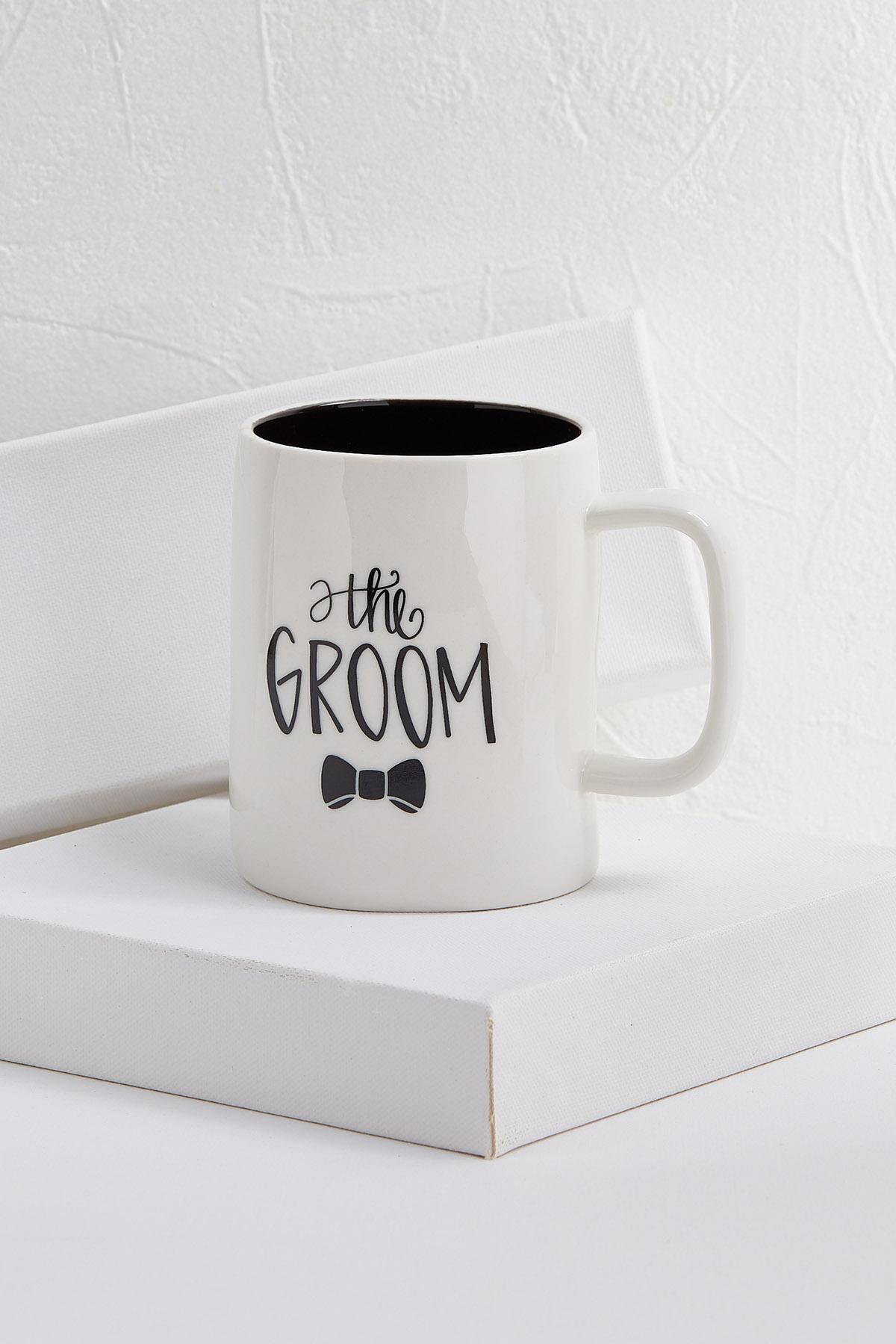 The Groom Ceramic Mug