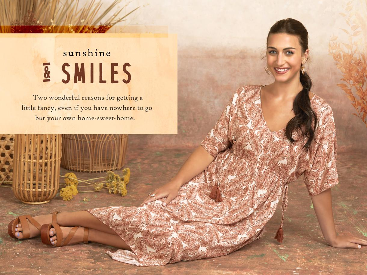 Sunshine and Smiles collection