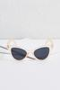 Sheer Cat Eye Sunglasses