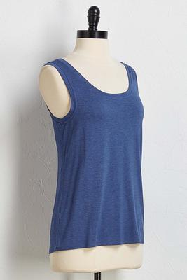 layered back tank