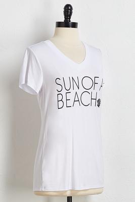 sun of a beach tee