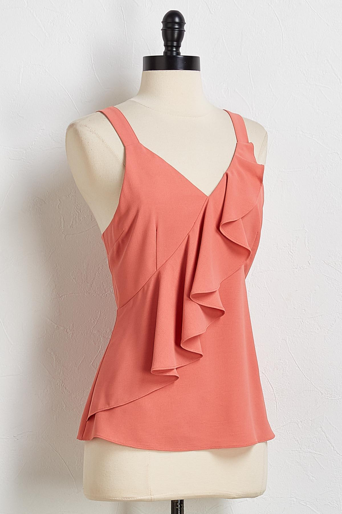 Spiced Coral Tank