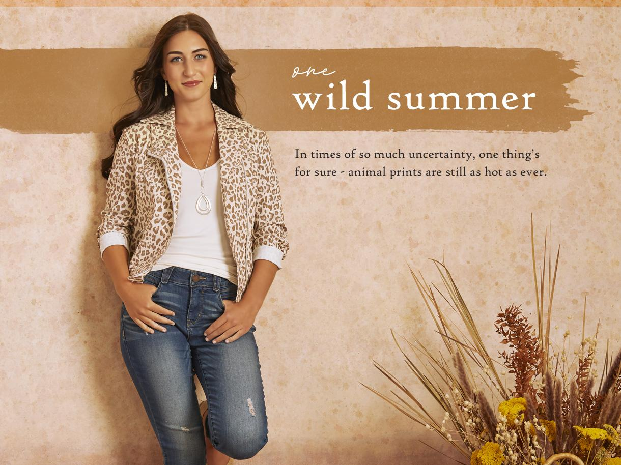 One Wild Summer collection