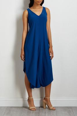 blue genie jumpsuit