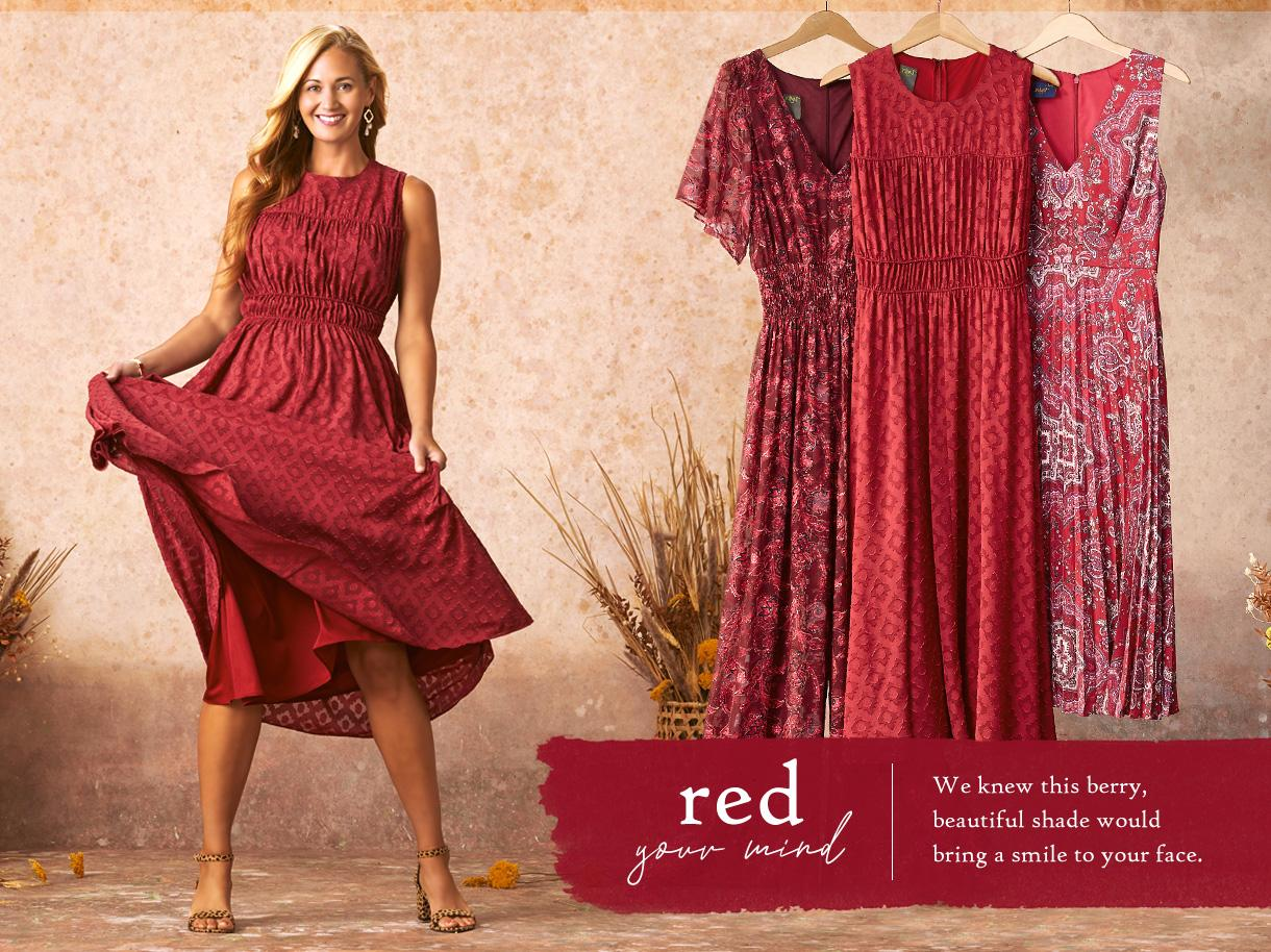 Red Your Mind collection