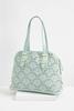 Mint Cutout Bag