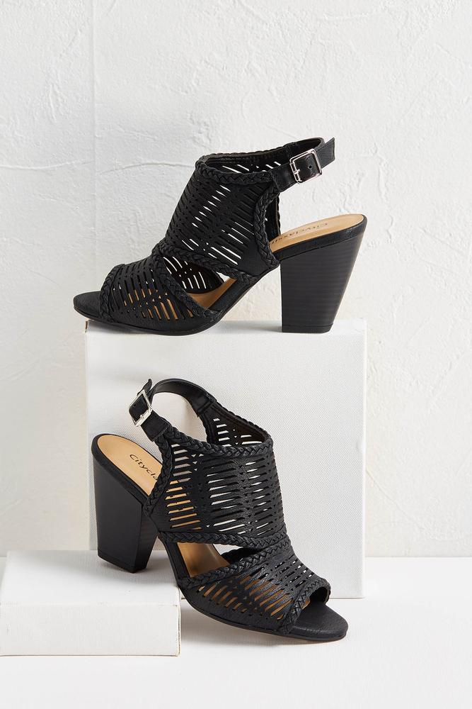 Braided Woven Shooties