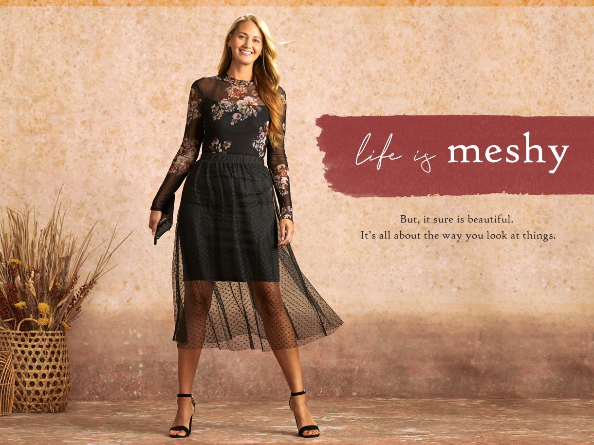 Life is Meshy collection