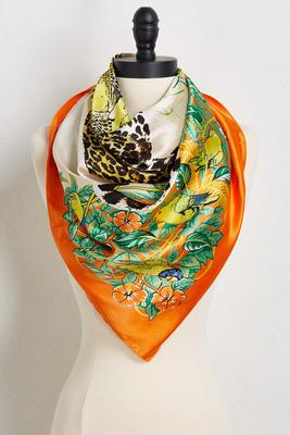 a jungle out there scarf