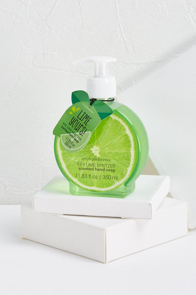 Key Lime Soap
